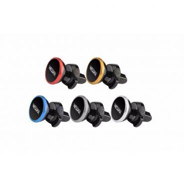 Soporte Auto Wesdar C6 Black + Blue