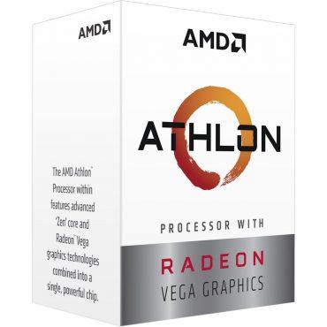 Cpu Amd Athlon 3000g Am4 Box