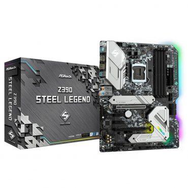Motherboard Asrock Z390 Steel Legend S1151