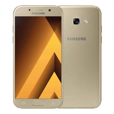 Samsung A7 2017 A720f/ss Gold reparado