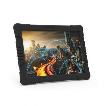 Tablet Logic T10l 10″ Lte Black + Estuche
