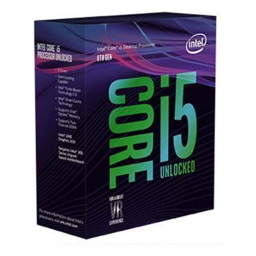 Cpu Intel Core I5 8400 S1151 Box