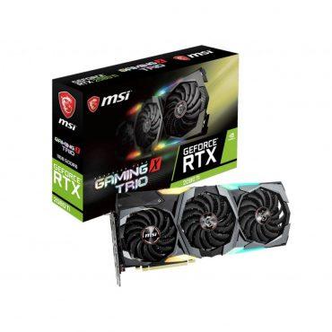 Vga MSI Geforce Rtx 2080 Ti Gaming X Trio