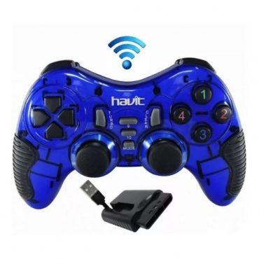 Joystick Havit G89w Usb/ps2/ps3 Blue