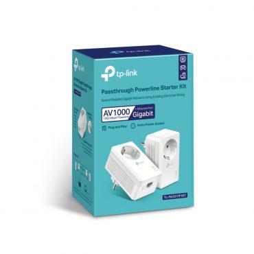 Tpl Kit Powerline Av1000 Tl-pa7017P-kit (2 Un)