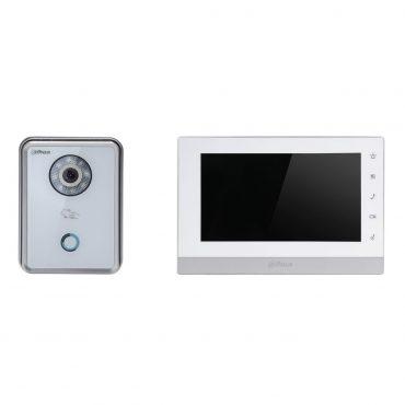 Kit Video Portero Dahua Ip Vto6210bw-vth1550ch