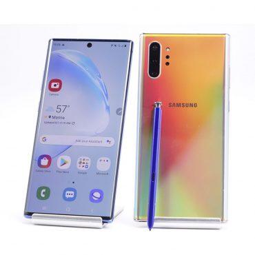 Celular Samsung Note 10 N970/ds Aura Silver