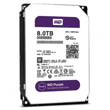 Hdd 3.5″ Wd Purple 8t Sata3 Intellipower