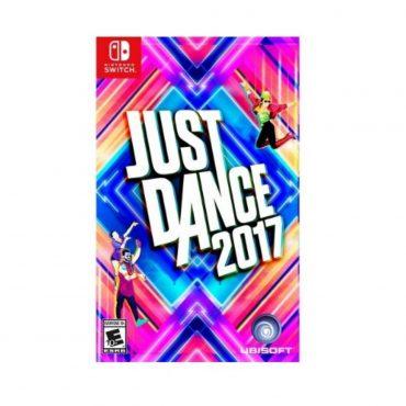 Juego Nintendo Switch Just Dance 2017