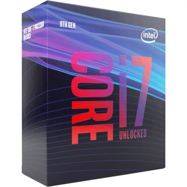 Cpu Intel Core I7 9700k S1151 S/fan Box