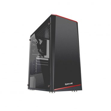 Gabinete Redragon Ratchet Gc-530 Black