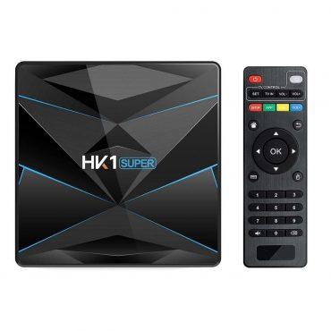 Tv Box Hk1 Super 4gb 32gb Android 9