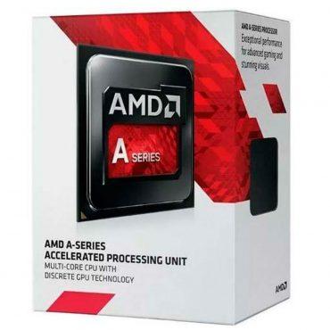 Cpu Amd A6-7480 X2 Apu Fm2 Box