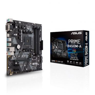 Motherboard Asus B450m-a
