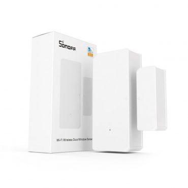 Sonoff Dw2 Sensor Magnetico Puertas/ventanas Wifi