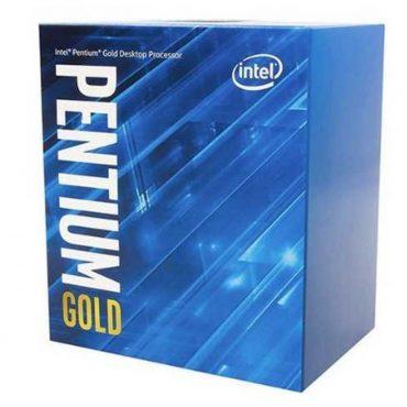 Cpu Intel Pentium G6400 S1200 10ma G. Box