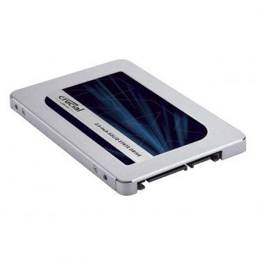 Ssd Crucial Mx500 500gb Sata 2.5 6gb/s