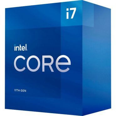 Cpu Intel Core I7 11700kf S1200 S/fan S/video Box