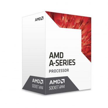 Cpu Amd A12-9800e X4 Apu Am4 Box