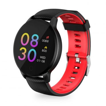 Smartwatch Havit H1113a Black+red