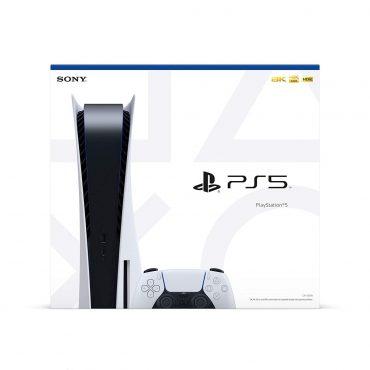 Consola Sony Ps5 1tb White Regular Edition