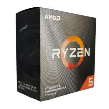 Cpu Amd Ryzen 5 3500x Am4 Box