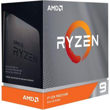 Cpu Amd Ryzen 9 3950x Am4 Box S/fan