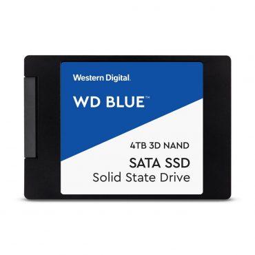 Ssd Wd Blue 4tb