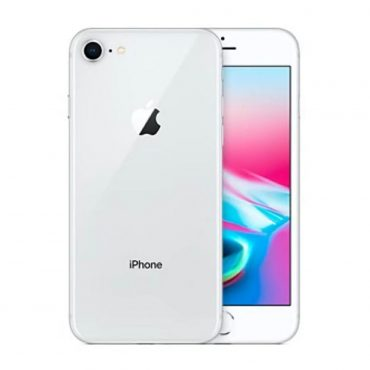 Celular Apple Iphone 8 128gb C.g Silver Preowned