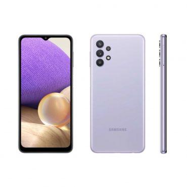 Celular Samsung A32 A325m/ds 128gb Violeta