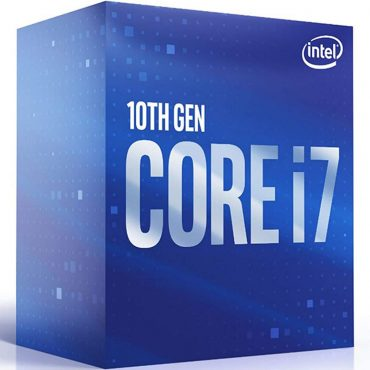Cpu Intel Core I7 10700 S1200 10ma G. Box
