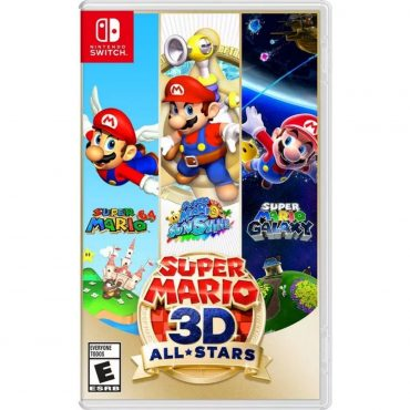 Juego Nintendo Switch 3d All Stars