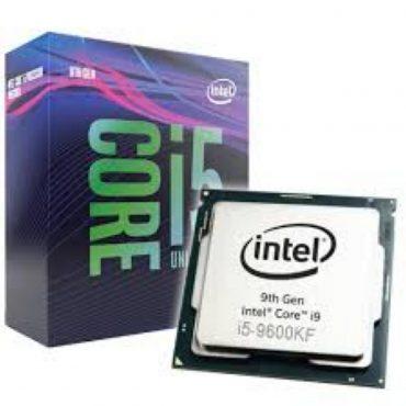 Cpu Intel Core I5 9600kf S1151 S/fans/video