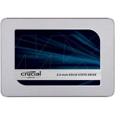 Ssd Crucial Mx500 2tb Sata 2.5 6gb/s