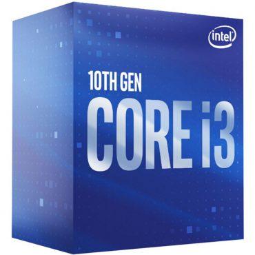 Cpu Intel Core I3 10100 S1200 10ma G. Box