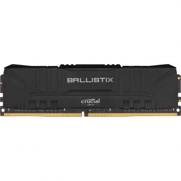 Memoria Crucial Ballistix Ddr4 8gb 3000 Black
