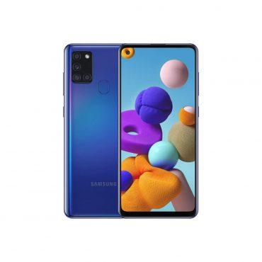 Celular Samsung A21s A217/ds 64gb Blue