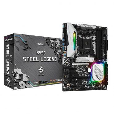 Motherboard Asrock B450 Steel Legend Am4