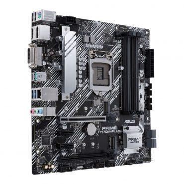 Motherboard Asus Prime H470m Plus Csm S1200 10ma G