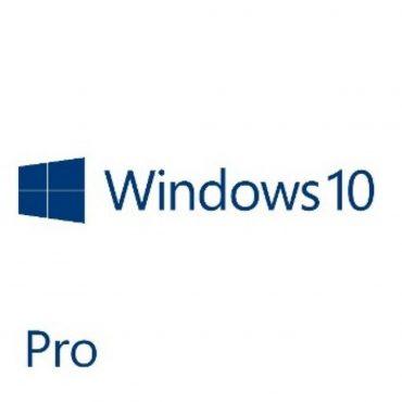 Microsoft Windows 10 Pro Oem 64b Dvd Spa