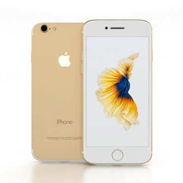 Apple Iphone 7 32gb Gold Preowned
