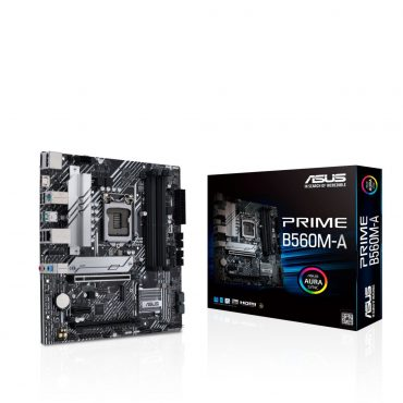 Motherboard Asus B560m-a Prime S1200