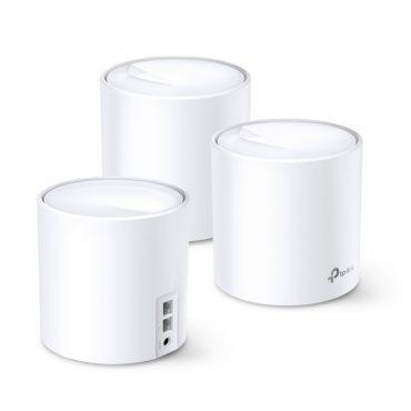 Deco Tpl X60 Mesh Ax3000 Wifi 6 Dual Band 3 Un
