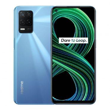 Celular Realme 8 5g/ds 128gb Supersonic Blue