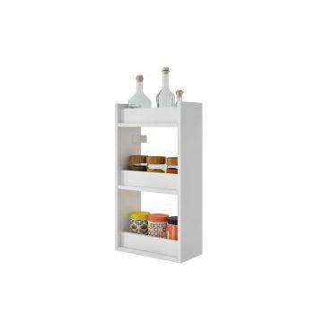 Especiera con estantes vertical
