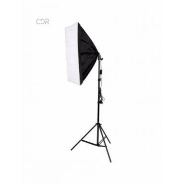 Luz soft box fotograf?a 1 portalampara