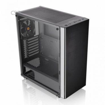 Gabinete Thermaltake con fuente 600W