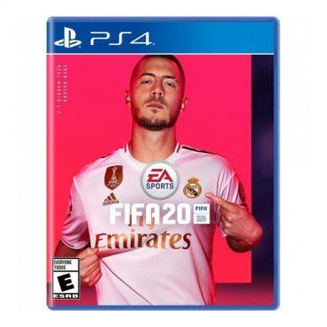 Juego FIFA 20 fisico – PS4