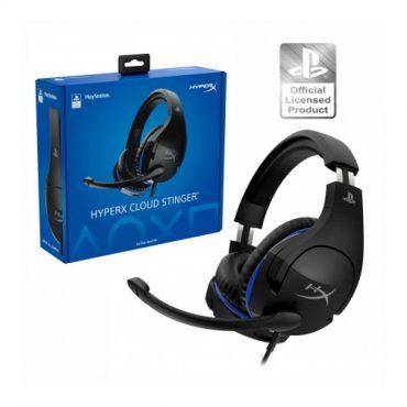 Auriculares Gamer HyperX Cloud Stinger PS4