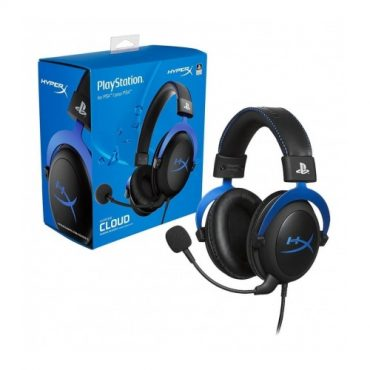 Audifono Hyperx Cloud Gaming PS4 Blue